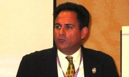 CHRIS RYAN SPEAKS AT CALIFORNIA CHIEFS CONFERENCE