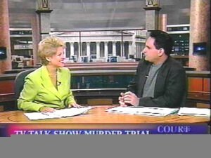 Court TV Interview Scene - With Instructor: Chris Ryan