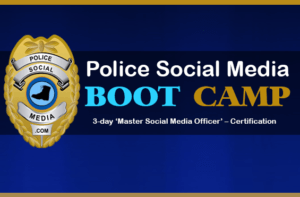 Police Social Media - Boot Camp - 3 Day Seminar